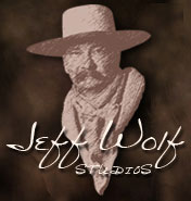 Jeff Wolf Studios Logo