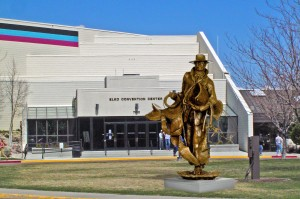 Elko Convention Center - Monument Concept by Jeff Wolf