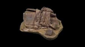 Buckaroo Bentley - Western Sculpture by Jeff Wolf