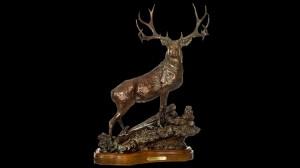 Remnants of An Era - An Original Sculpture by Jeff Wolf